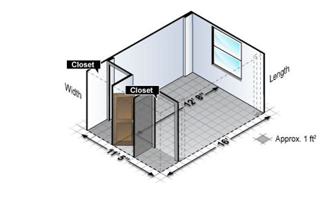 Room Layout - Housing at Purdue University