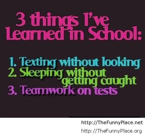 funniest school sayings – TheFunnyPlace