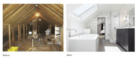 Attic Renovation Before and After – Remodeling Cost Calculator