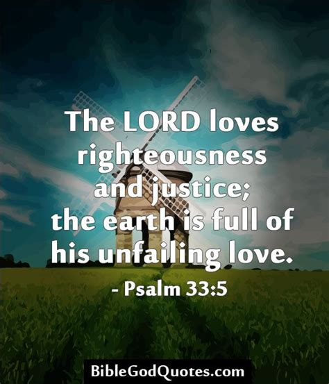 Justice Bible Quotes